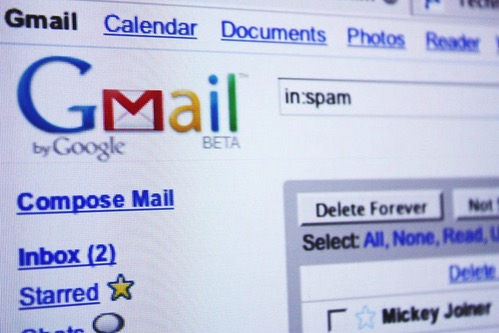 Gmailフィルタ